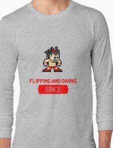 Hayden Zenith - ZBOY Long Sleeve T-Shirt