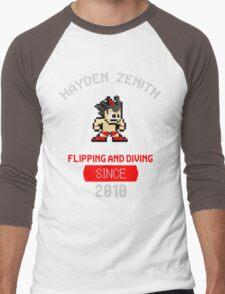 Hayden Zenith - ZBOY Men's Baseball ¾ T-Shirt