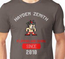 Hayden Zenith - ZBOY Unisex T-Shirt