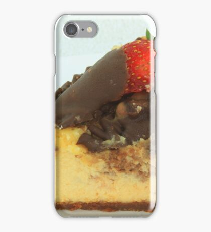 Cheesecake iPhone Case/Skin