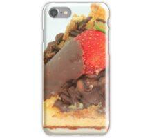 Chocolate Cheesecake iPhone Case/Skin
