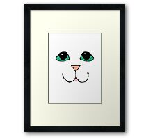 Here Kitty, Kitty ... # 1 Framed Print