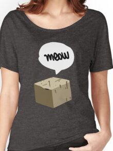 Warren Graham - Meow Box Women's Relaxed Fit T-Shirt
