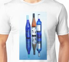 Wine Bottles Unisex T-Shirt