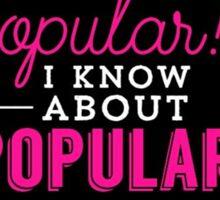 Popular! - Wicked Sticker
