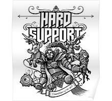 Hard Support Omniknight Poster