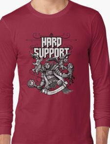 Hard Support Omniknight Long Sleeve T-Shirt