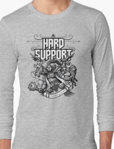 Hard Support Omniknight Long Sleeve T-Shirt
