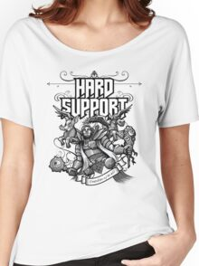 Hard Support Omniknight Women's Relaxed Fit T-Shirt