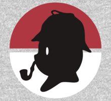Pikachu Holmes Profile Kids Tee