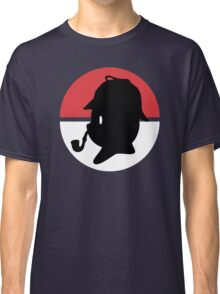 Pikachu Holmes Profile Classic T-Shirt