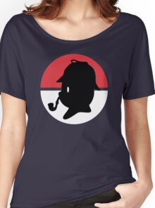 Pikachu Holmes Profile Women's Relaxed Fit T-Shirt
