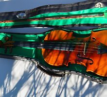 violin by demor44