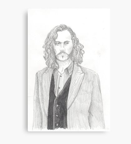 Sirius Black Canvas Print