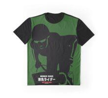 OPM - Mumen Rider Graphic T-Shirt