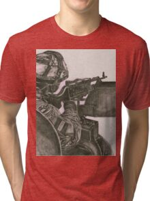 One Shot Tri-blend T-Shirt