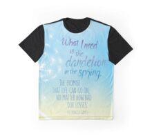 THG - Dandelion Graphic T-Shirt