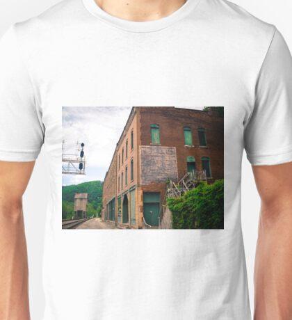 Side Door To History Unisex T-Shirt