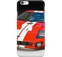 2011 Ford GT Production iPhone Case/Skin
