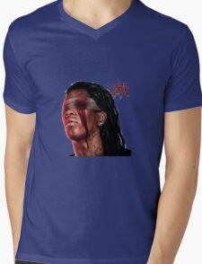 SS3 Mens V-Neck T-Shirt