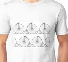 Danita's High Wheel Bicycle Unisex T-Shirt