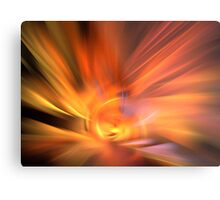 Warm Bow Metal Print