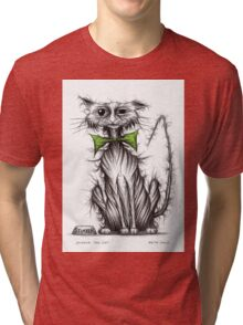 Stinker the cat Tri-blend T-Shirt