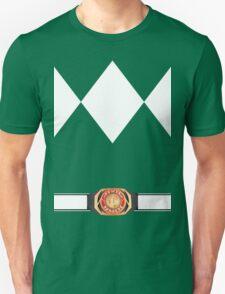 MMPR Green Ranger Uniform T-Shirt