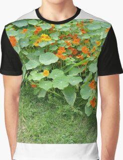 Nasturtium Patch Graphic T-Shirt