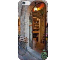 Enoteca iPhone Case/Skin