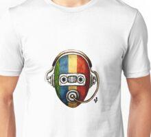 Retro self music Unisex T-Shirt