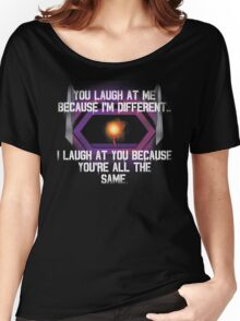 Shockwave (With Quote) Women's Relaxed Fit T-Shirt