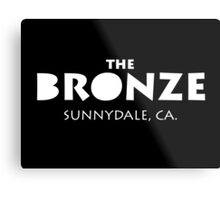 The Bronze – Buffy the Vampire Slayer, Sunnydale Metal Print