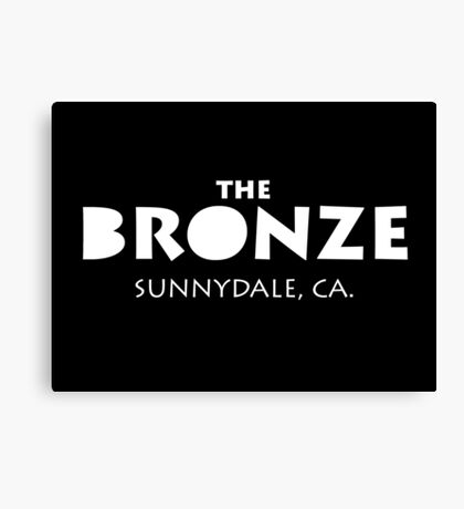 The Bronze – Buffy the Vampire Slayer, Sunnydale Canvas Print