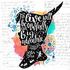Peter Pan - To Live by eviebookish