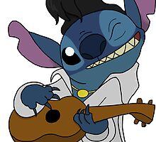Elvis Stitch by CharlieeJ
