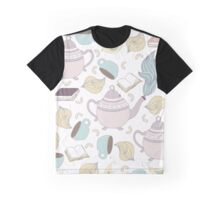 Teaparty Graphic T-Shirt