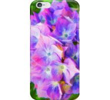 Hydrangea Dreams  (All Sales Proceeds Donated for Cancer Research) iPhone Case/Skin