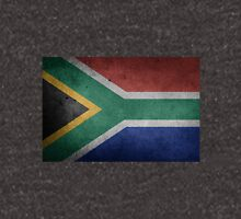 South Africa Flag Grunge Unisex T-Shirt