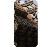 Barcelona's Marvelous Architecture - Avenue Diagonal Facade iPhone Case/Skin