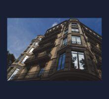 Barcelona's Marvelous Architecture - Passeig de Gracia Facade Baby Tee