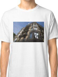 Barcelona's Marvelous Architecture - Passeig de Gracia Facade Classic T-Shirt