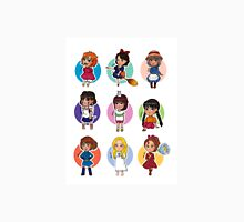 Cute Little Girls - Ghibli  Unisex T-Shirt