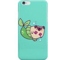 Pug Mermaid iPhone Case/Skin