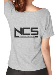 NCS HORIZONTAL Women's Relaxed Fit T-Shirt