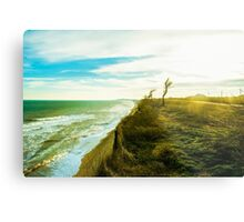 Awesome landscape of seashore Metal Print