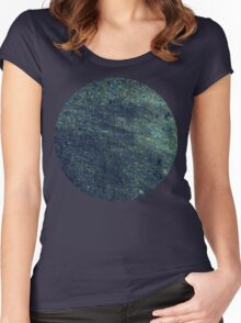 landscape #2 Women's Fitted Scoop T-Shirt