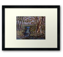 My Favorite Place 4 Framed Print
