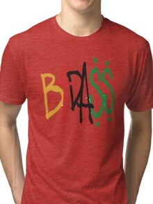 B4.DA.$$ Tri-blend T-Shirt