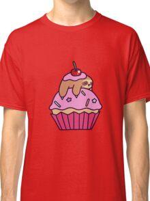 Cupcake Sloth Classic T-Shirt